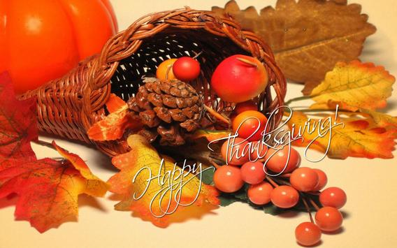 Thanksgiving Wallpaper screenshot 2