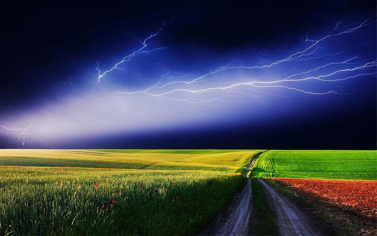 Hd Thunderstorm Wallpapers: Thunderstorm HD Wallpaper For Android