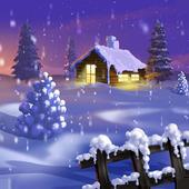 Christmas Snow Wallpaper icon