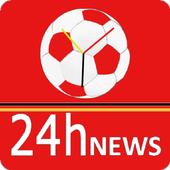 24h News Manchester United icon