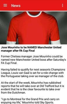 24h News Manchester United screenshot 14