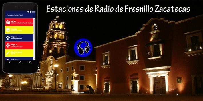 Estaciones de Radio de Fresnillo Zacatecas captura de pantalla 5