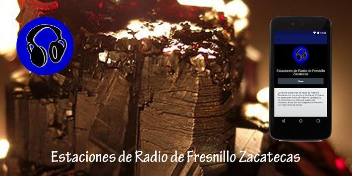 Estaciones de Radio de Fresnillo Zacatecas captura de pantalla 7