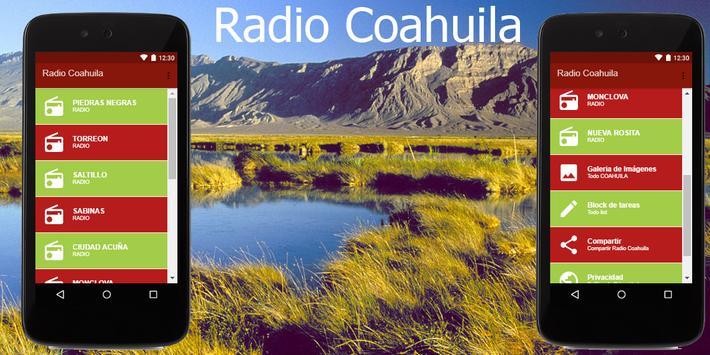 Radio Coahuila apk screenshot