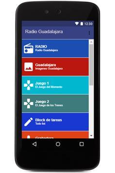 Radio Guadalajara apk screenshot
