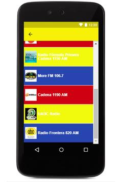 Radio Mexicali apk screenshot