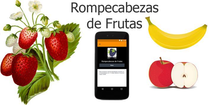 Rompecabezas de Frutas screenshot 2