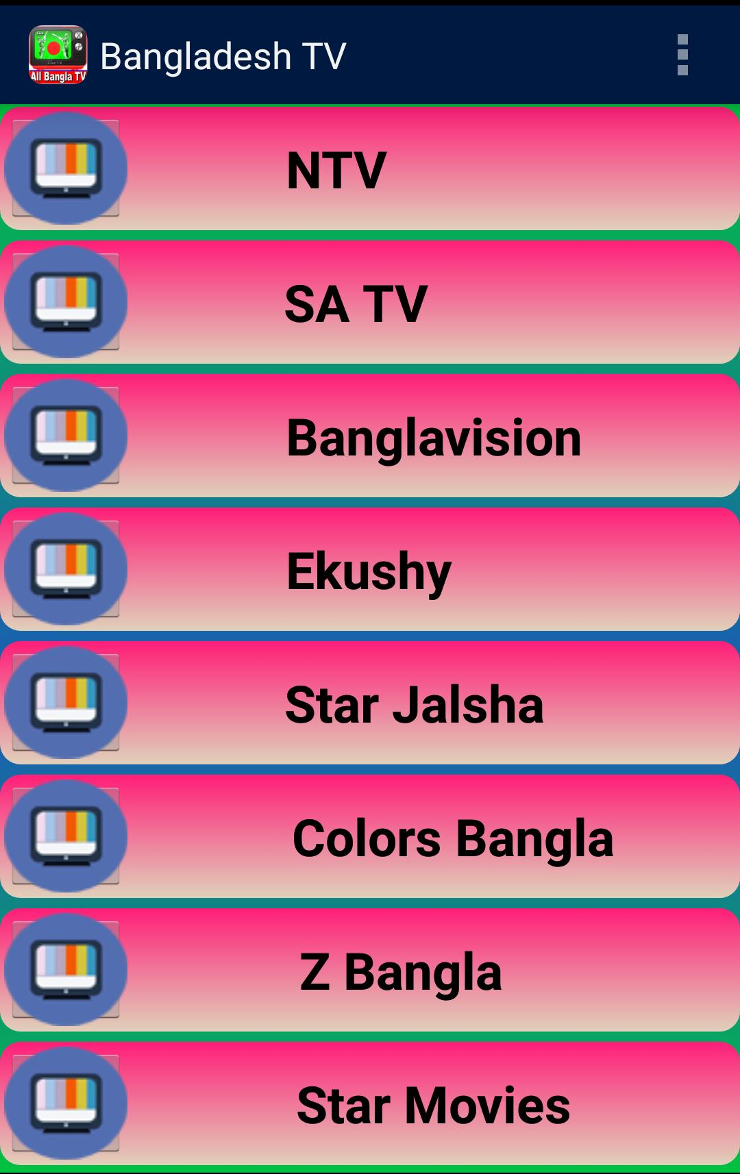 Bangladesh All TV Channels HD for Android - APK Download
