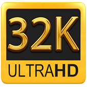 32k Ultra Hd Video Player & 32k Video UHD - 2018 icon