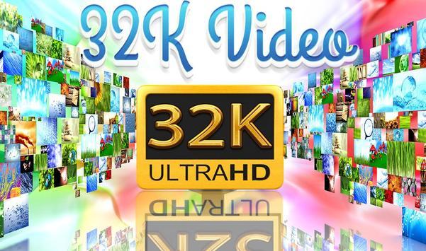 32k Ultra Hd Video Player & 32k Video UHD - 2018 apk screenshot