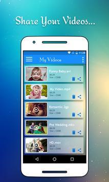 HD Video Cutter apk screenshot