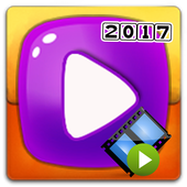 HD video media player 2017 icon