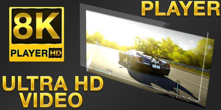 8k ultra hd video player (8k full hd player) 2019 for Android - APK