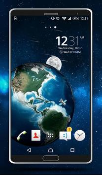 Earth Live Wallpaper poster