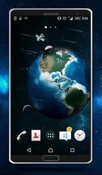 Earth Live Wallpaper apk screenshot