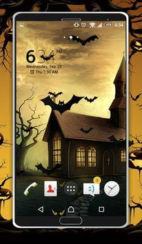 Halloween Live Wallpaper screenshot 4