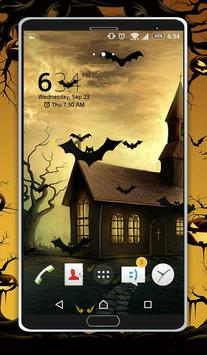 Halloween Live Wallpaper screenshot 4