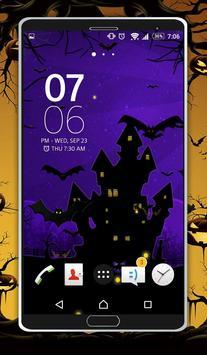 Halloween Live Wallpaper screenshot 5
