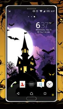 Halloween Live Wallpaper screenshot 6