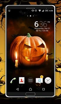 Halloween Live Wallpaper screenshot 7