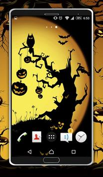 Halloween Live Wallpaper poster