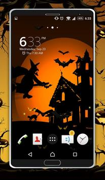 Halloween Live Wallpaper screenshot 10