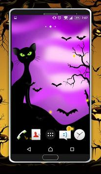 Halloween Live Wallpaper screenshot 2