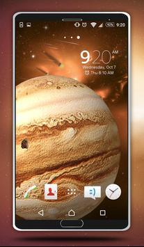 Jupiter Live Wallpaper screenshot 3