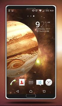 Jupiter Live Wallpaper screenshot 2