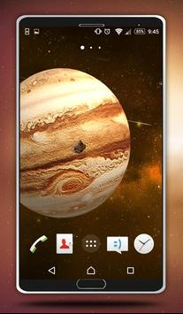 Jupiter Live Wallpaper screenshot 7