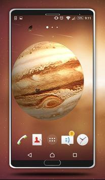 Jupiter Live Wallpaper screenshot 4