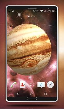 Jupiter Live Wallpaper apk screenshot