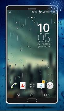 Rain Live Wallpaper screenshot 11