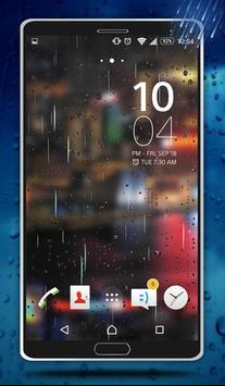 Rain Live Wallpaper screenshot 2