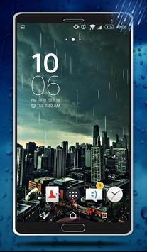 Rain Live Wallpaper screenshot 6