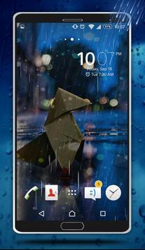 Rain Live Wallpaper apk screenshot