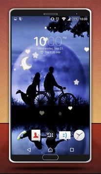 Romantic Live Wallpaper apk screenshot