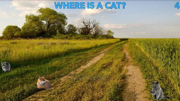 Find animals - look for cats screenshot 2