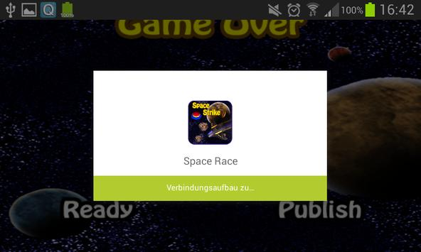 Space Strike 3D apk screenshot