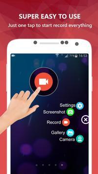 AZ Screen Recorder - No Root apk screenshot