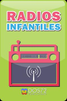 Radios Infantiles poster