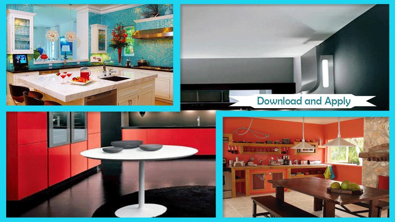 Decoration De Cuisine Coloree Epique Pour Android Telechargez L Apk