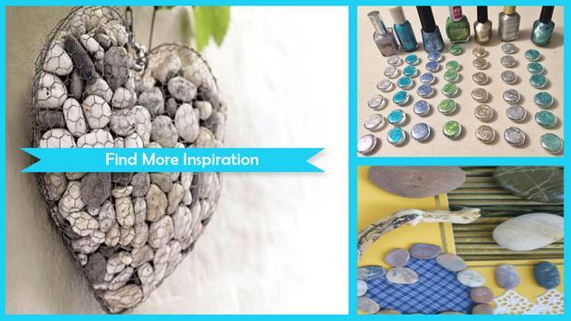 Pebble Craft Decoration Ideas screenshot 3