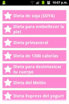 Supra Dieta screenshot 1