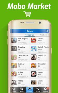 Free MoboMarket tips apk screenshot