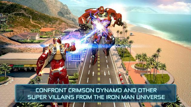 New Iron-Man tips apk screenshot