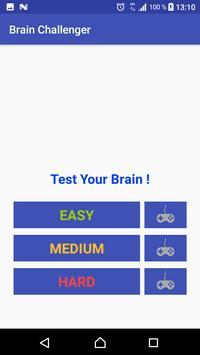Brain Challenger poster