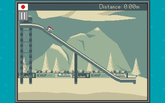 Retro Winter Sports 1986 screenshot 6