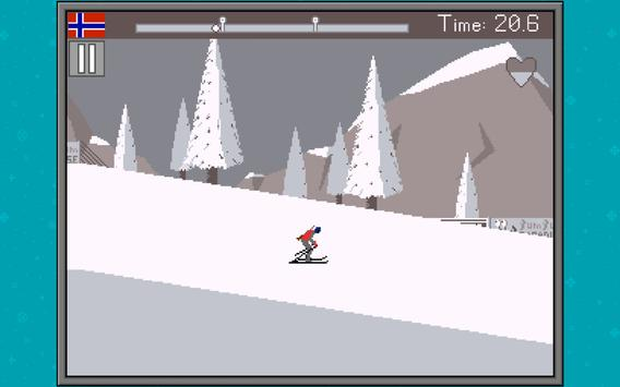 Retro Winter Sports 1986 screenshot 8