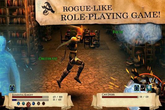 Skilltree Saga screenshot 11
